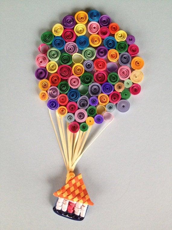 Filigrana paso a paso manualidades - Papel decorado para manualidades ...