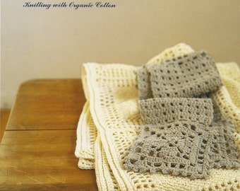 eBook Knitting with Organic Cotton - Code: KC07