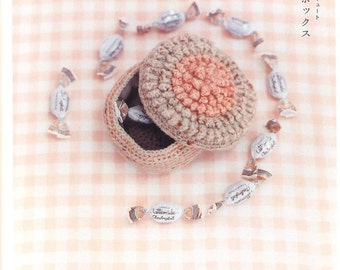 eBook Sweet Things to Knit and Crochet - KC27