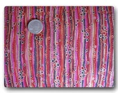 Riverbed in Pink - Fabric By The Yard