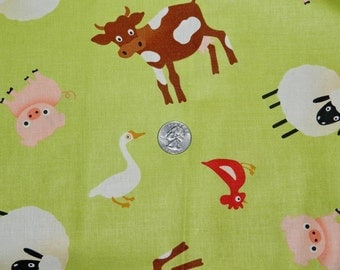 Farm Fresh by Riley Blake - Fabric By The Yard - H