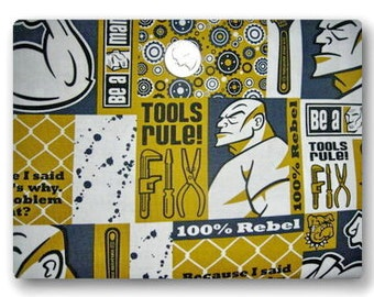 Tools Rule - Fabric By The Yard