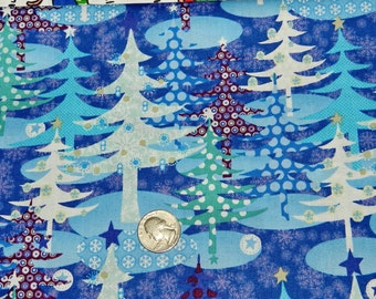 Snow Queen by Northcott - Fabric By The Yard