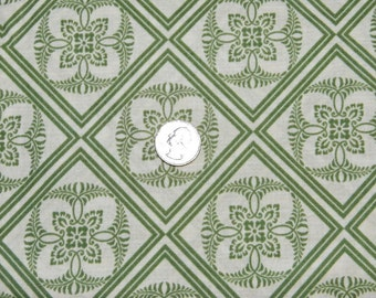 LAST YARD The Giving Garden Sage Tile - Fabric By The Yard - H