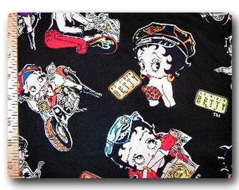 FQ Rare OOP Biker Betty Boop VHTF
