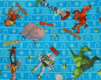 FQ OOP Toy Story VHTF 18 inches x 22 inches