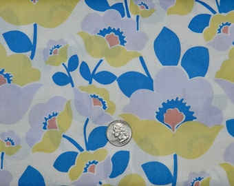 House Lifestyle Flower - Fabric By The Yard