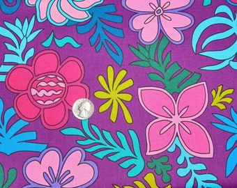 Guatemalan Floral - Fabric By The Yard