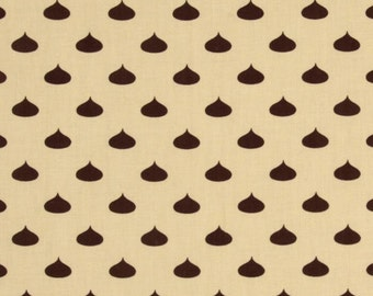 Dessert Diva Chocolate Kisses - Fabric By The Yard - H