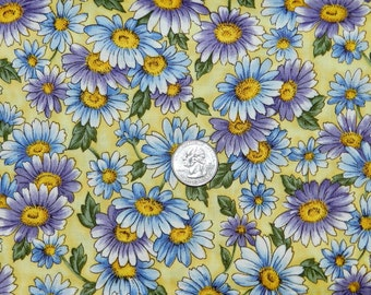 Countryside Daisy - Fabric By The Yard
