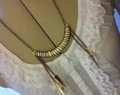 Ivory and Spike Necklace