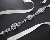 Wedding Bridal Accessories Belts & Sashes,wedding sash,bridal sash,bridal belt sash,wedding belts,rhinestone bridal belt,wedding sash belt