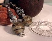 Handmade Tassy Lariat Necklace