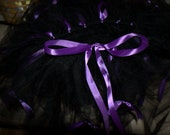 TUTU Gothic black and purple TUTU