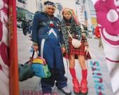 FRUiTS Japanese Street Fashion Book By Shoichi Aoki