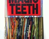The Magic Teeth Dailies issue number 50 Comic Book & CD with The Perogy Cat
