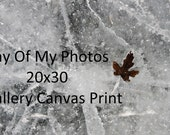 Any Photo You Choose 20x30 Gallery Canvas Print
