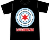 Captain Chicago Tshirt
