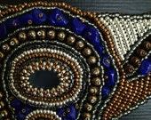 Reserved - moonstone necklace incas spirit