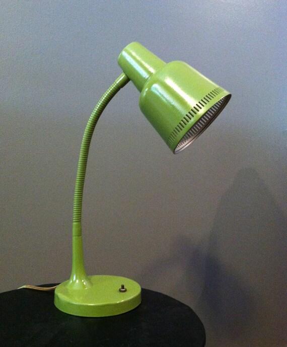 Desk Lamp - Green