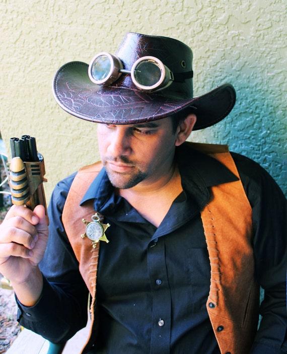 Steampunk Sheriff Male