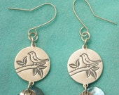 These  Earrings are for the Birds