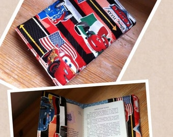 Disney Cars passport cover