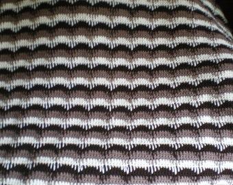 Drop Stitch Blankets