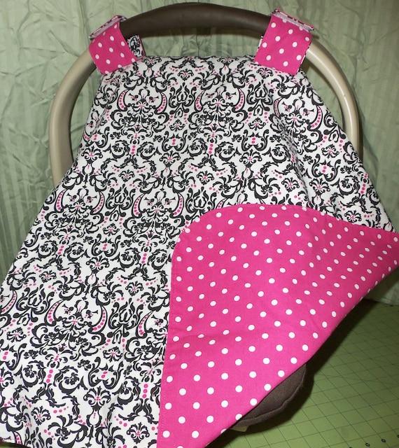 Infant Car Seat Canopy