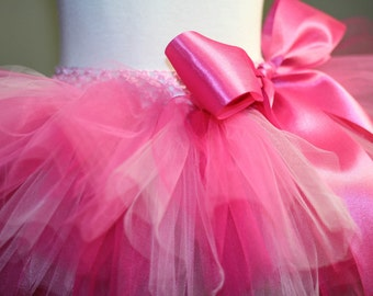 Sophie's Pretty in Pink Tutu Newborn - 4 Years