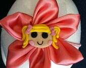 La La Loopsy Flower Headband