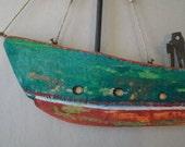Wall Hanging Ship