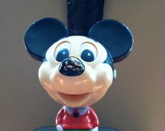 Vintage Talking Mickey Mouse, Works Great