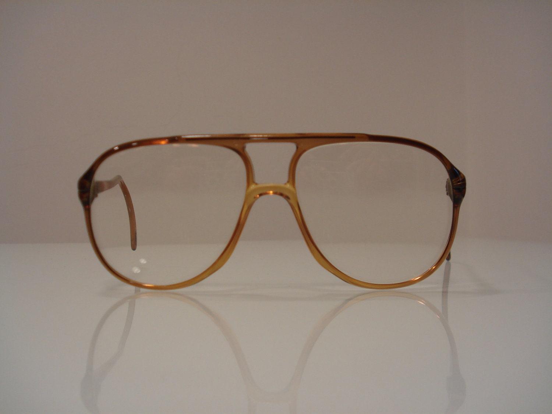 vintage aviator zeiss eyeglasses 1980s retro eyewear unisex