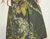 mossy oak pillowcase dress light pink 2T 3T 4T 5T