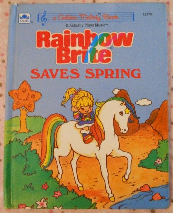 Rainbow Brite Saves Spring