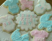 10/17 Baby Shower Cookies