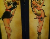 Thanksgiving Pin-Ups  for the home