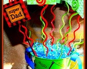 Father's Day Memory Bucket