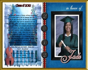Graduation Keepsakes
