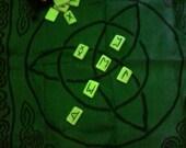 Runic Cross Rune Reading 1 Question