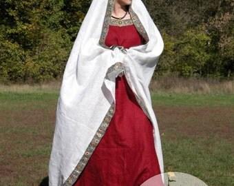 Shawl; franks shawl; Veil
