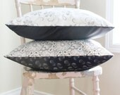 RESERVED FOR GLO - Set of 6 - Black and white pillow covers - April in Paris Pillow Covers