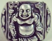 TIBETAN BUDDHA RING