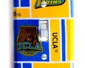 UCLA Bruins Single Toggle Switchplate