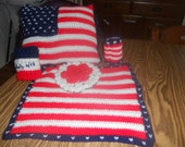 4th of July Place Mat