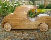 Wooden Roadster