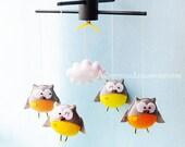 Owl Mobile No.6