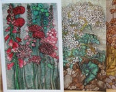 A set of 5 Greeting Cards