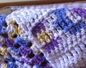 Crocheted Dish/Face Cloth